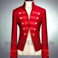 Wholesale Dance Pipe - men suits designs england all-match stage costumes for singers men sequin blazer dance clothes jacket style dress punk