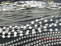 Wholesale Round Pyrite Beads - Assortment genuine Raw pyrite Cube iron golden box square round carved gleaming pyrite beads 2-12mm full strand