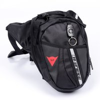 Wholesale Motorcycle Waist Bags - Factory wholesale!!! new brand !warterproof Black Drop Leg bag Motorcycle Knight waist outdoor package Multifunctional bag 3 logos H-quality