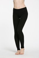 perneiras venda por atacado-2017 moda sexy mulheres yoga roupas elásticas leggings calças spandex material grosso clothing correndo dropshipping ok
