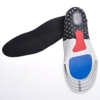 Wholesale Insole Men - New Sale Shoes Accs Free Size Unisex Orthotic Arch Support Shoe Pad Running Gel Insoles Insert Cushion for Men Women