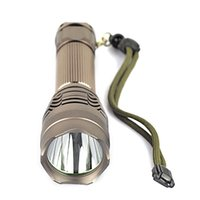 Wholesale Tactical Light Lamp - Super Bright 3000Lm XM-L T6 LED Tactical Flashlight LED Camping Flashlight Torch Light Lamp