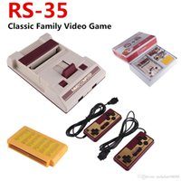 Compra Giochi Classici Freddi-RS-35 CoolBady Cool Bambino Console Video Console FC Red White Famiglia Classica Game Machine TV Game Console Scheda Gialla Scheda di gioco Plug-in PXP3