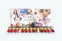 Wholesale High Wizard - Best MY COLOUR mini wizard 13 color Compact and portable matte lipstick Waterproof Long Lasting new high quality free shipping
