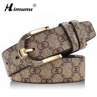 Wholesale Top Designers Wholesale - Wholesale- HIMUNU 2016 New Fashion Genuine Leather Belt For Men Strap Top Quality Luxury Designer Men Belt Casual Vintage Pin Belt Men