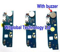 acer tablet macht iconia großhandel-Großhandels-neu für ARCHOS 50c Sauerstoff Smartphone Micro USB Ladegerät Dock PCB Sub Bord Summer USB Lade DC-Anschluss Teile Freies Verschiffen