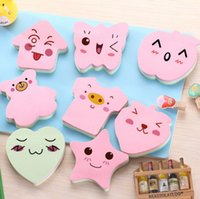 Wholesale Shape Sticky Note Pad - Wholesale- Novelty Animals & Fruit Shape Memo Pad Sticky Notes Memo Notebook Stationery Papelaria Escolar School Supplies