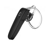 mini kablosuz bluetooth mikrofonu toptan satış-B1 Kablosuz Bluetooth Mini Kulaklık V4.0 HD Stereo Spor Kulak-kanca Kulaklık Mikrofon ile Handsfree için Evrensel Kulaklık Cep Telefonları