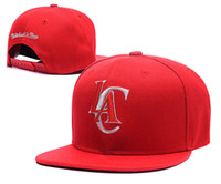 Wholesale Pink Clippers - New 2017bone TISA lastkings snapback caps clippers baseball cap mens womens hiphop sport adjustable hat