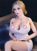Wholesale Solid Sex Dolls Manufacturer - Big Breast Sex Doll Best Top Quality Asian Manufacturer 2017 New 165cm Sex Doll For Men 100% Tpe With Metal Skeleton Breast Mannequins