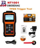 Wholesale German Auto Repair - FOXWELL NT1001 TPMS Trigger Tool Auto Tire Pressure Monitoring System Decoder Repair Diagnostic Scanner