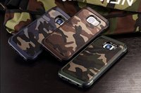 50 pcs Samsung Cell Phone Cases Cheap Camuflagem Phone Cover caso Proteja para Samsung Nota galáxia