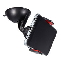 Wholesale iphone 5s camera mount for sale - Group buy Universal Windshield Car Mount Bracket Phone Holder for iphone S S for Samsung Smart Phone GPS Camera Recorder