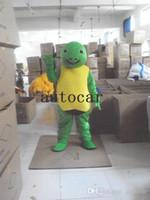 Wholesale Tortoise Mascot Costume - Slim tortoise mascot costumes cuckold costumes Adult Cartoon Mascot Performance Mascot Free shpping