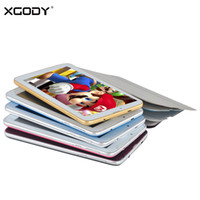 Wholesale tablet sim red for sale - XGODY Inch HD Touch Unlocked G Tablet Dual Sim Dual Core Android Phablet