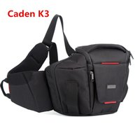 Wholesale Caden Bags Dslr - High-capacity Caden K3 Dslr Camera Bag Photographic Waist Bag