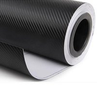 30x200cm Fibra de carbono 3D Vinyl Car Wrap Folha Roll Film Sticker Decal Venda Carro Styling Acessórios Auto Motorcycle Automobiles