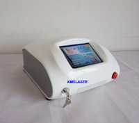 Wholesale spider real - Real 30W diode 980nm vascular removal spider veins removal laser spa machine