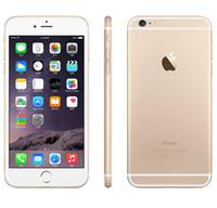 tela do telefone 4.7 venda por atacado-Remodelado original desbloqueado apple iphone 6 16 gb / 64 gb / 128 gb 4.7 Tela IOS 8 3G WCDMA 4G LTE Câmera 8MP Telefone Móvel
