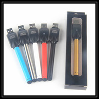 Wholesale Ego Automatic Kit - Wholesale Bud Touch CE3 Battery Kit 280mAH No Button Vape Automatic Ecig Battery with Mini USB Charger 510 eGo Thick Oil O-Pen Vaporizer