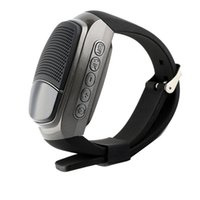 Wholesale Watch Rings China - 2017 high-quality wholesale and retail 3D stereo surround speakers ring Bluetooth speakers sports outdoor watches wireless small speakers ca