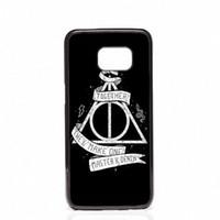 s5 mini venda por atacado-Harry potter hogwarts phone covers conchas casos de plástico rígido para samsung galaxy s4 s5 mini borda s6 s7 s8 s8 além de