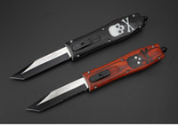 Wholesale Beast Man - 2016 newer Benchmade Butterfly beast skull Hunting Folding Pocket Knife Survival Knife Xmas gift for men 1pcs freeshipping