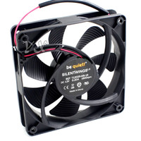Wholesale New Computer Power Supply - New Germany Panther T12025-MS-16 0.20A 12CM ultra quiet power supply chassis fan for be quiet