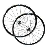 700C Road Bike Wheels 700C Kinlin XR270 AlumInum Wheelset 27mm ClIncher Wheels Straight Pull R36 Hub Super Light Alloy Road Bike Wheelset