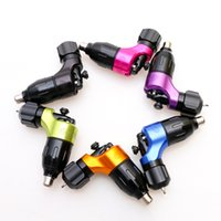 Wholesale Tattoo Supplies Free Shipping Sale - Hot Sales Tattoo Rotary Machine Swiss Motor FK Tattoo Machine Gun High Quality Tattoo Supply with More Colors TM907 Free Shipping