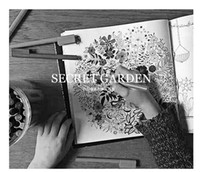 Wholesale Secret Garden Coloring Books Enchanted Forest Magical Dreams Mystery Garden Beauty and Beast Relieve Stress Decompression Painting Books