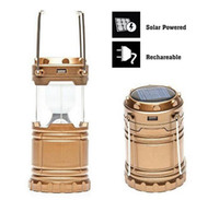 Wholesale Ot Light - LED 9W Ultra Bright Camping Lantern Solar Rechargeable LED Portable Light for Outdoor Recreation with USB Power Bank to Charge Phones and Ot