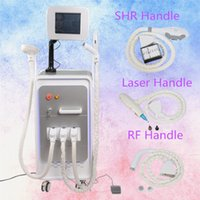 Wholesale tattoo removal laser machines sale - 2018 best painfree Spa and clinic use nd yag laser tattoo removal sale laser ipl permanent hair removal rf slimming machine