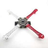 Wholesale Quad Copter Frame - F450 4-Axis Multi-Copter Quad-copter Kit Frame 450 450F QuadX Quad MultiCopter KK MK MWC