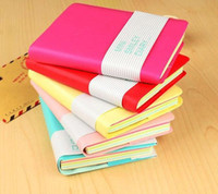 Wholesale Smiley Paper Diary - Wholesale- 2016 Direct Selling Top Fashion Paper School Planner Diary Memo Notebook Cute Charming Portable Smile Smiley Note Book