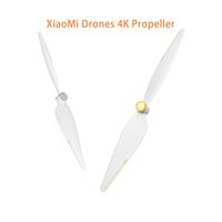 Wholesale Wholesale Quadcopter Propellers - Xiaomi 4K Drone Propellers Front and back 4pcs 1080P RC Quadcopter spare part CW CCW blade propeller 2017 new UAV