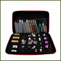 Wholesale E Cig Bags - Kbag E Cigarette Carrying Bag DIY Tool Portable Bag Vape Case for e cig e liquid RDA coil jig cotton jig Coil battery mod box
