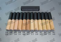 Wholesale remove color - Free Shipping ePacket New Makeup Face Select Moisturecover Cache-Cernes Concealer!5ml