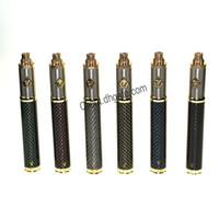 baterías ego evod vv al por mayor-Vision Spinner 3 Batería 1650 Spinner III VV Batería Fibra de carbono Terminado Voltaje variable 3.3 ~ 4.8V vs Spinner 2 EGO EVOD DHL