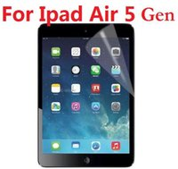Wholesale Ipad Full Body - Wholesale-High Clear Full Body Front Screen Protector For Ipad Air 1st Gen 2nd Gen 5 6 + Retail Package
