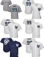 Wholesale Navy Kids Shorts - 2017 Mens Womens Kids New York Yankees 99 Aaron Judge Home White Road Gray Alternate Navy Cool Base Flex Base Stitched BaseBall Jerseys