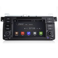 "Wholesale bmw gps dvd player - 7"" Android 7.1.1 System Auto Radio Recorder For BMW E46 M3 Rover 75 MG ZT Car DVD GPS Radio RDS BT WIFI 4G PIP SWC OBD DVR Quad Core 2G RAM"