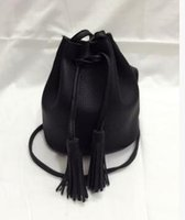 Wholesale Popular Bags - Han edition popular handbag new fashion female package Litchi grain belt bucket bag