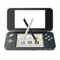 Wholesale nintendo stylus pens - New Plastic Stylus Pen Screen Touch Pen Screen Stylus Pen For Nintendo New 2DS XL For New 2DS LL Game Console