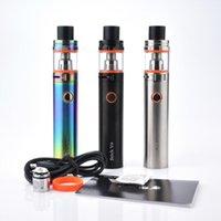 Wholesale Ecig Mega - SMOK Stick V8 Clone Starter Kit with 5ml TFV8 big baby 3000mAh Stick V8 battery Vs Subvod Mega iJust One S Vape Ecig