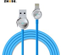 Wholesale Iphone Cables Meter - Apple Charge Cord Lightning USB Cable - 39.37 Inch (1 Meters) - Compatible for Apple iPhone 5&5C&5S, iPhone 6s&6&6sPlus&6 Plus,iPod (Blue)