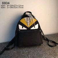 Wholesale Tie Chain Design - 2018NEW fashion design brand good quality Bag with cloth backpack