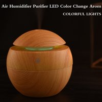 Wholesale Smart aromafier mini humidifier aromatherapy humidifier for creative USB mini aromatherapy lamp