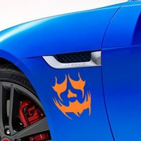 Wholesale Wholesale Hatchet Man - Wholesale 10pcs lot Hatchet Insane Clown Posse Icp Man Car Sticker for Motorhome Minicab Motorcycles Car Styling Reflective Vinyl Decal