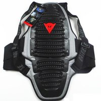 Wholesale Motorcycle Back Armor - Newest Motorcycle Bike Bicycle Skiing Motocross Racing Back Protector Body Spine Armor Free shipping